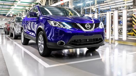 Nissan отзовет вРоссии более 24 000автомобилей Qashqai иNote