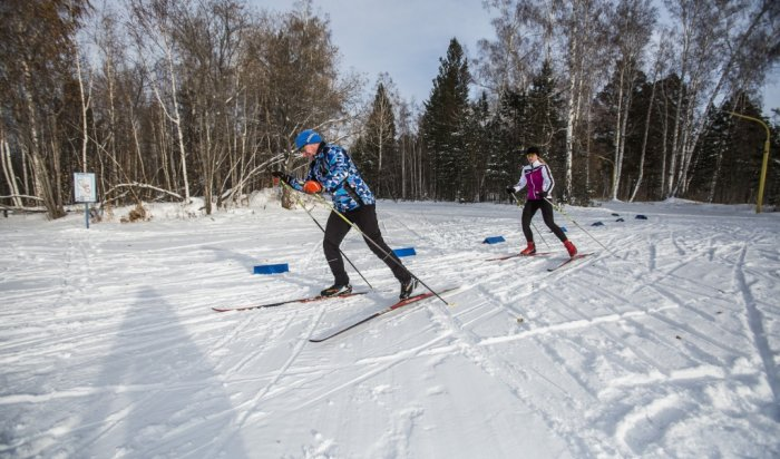 В Иркутской области с 8 по 10 декабря проходит спартакиада зимних видов спорта