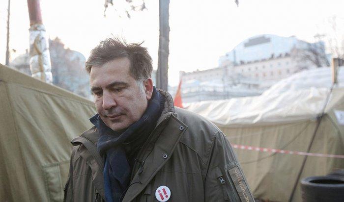В Киеве задержан экс-президент Грузии Михаил Саакашвили