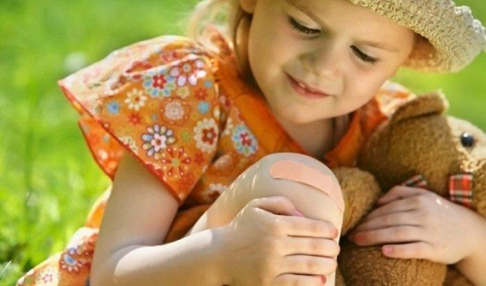 В Усть-Илимске врачи не смогли выявить перелом у 6-летней девочки