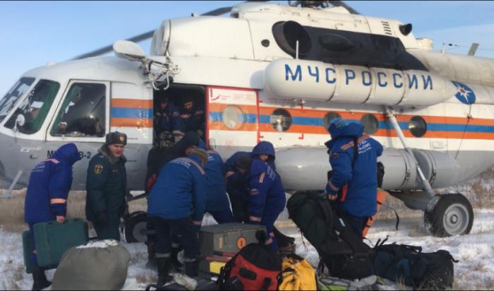 В Братском районе в поисках пропавшего вертолета задействованы более 50 человек