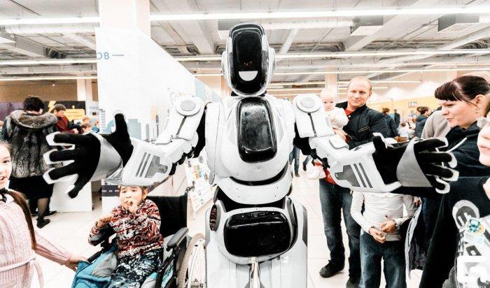 Научная выставка роботов вИркутске ждет гостей до8января
