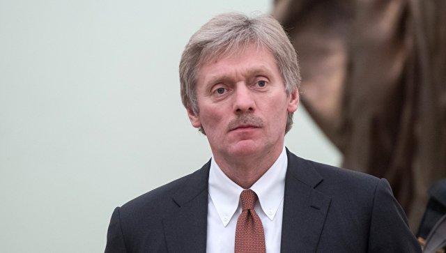 Песков: «Кремль невидит конкурентов Путину напрезидентских выборах»