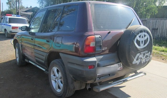 ВБратске дело водителя Toyota RAV4, насмерть сбившего ребёнка, направлено всуд