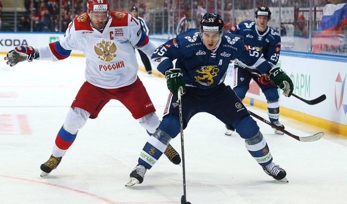 Сборная России похоккею выиграла Кубок Первого канала