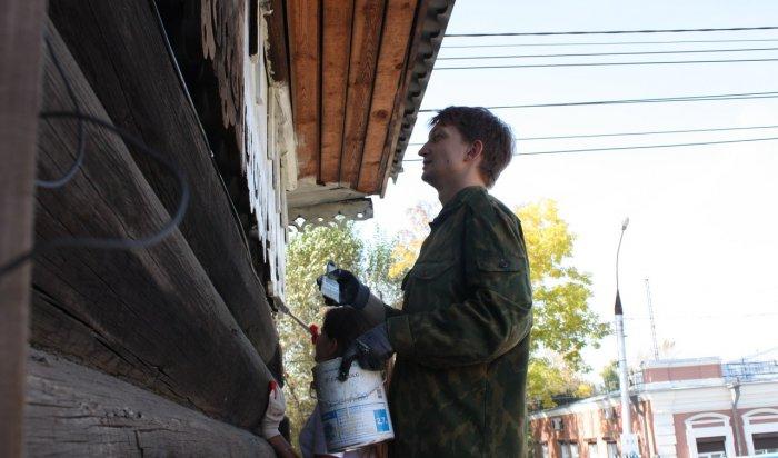 Иркутский штаб Навального оштрафовали запокраску наличников нафасаде