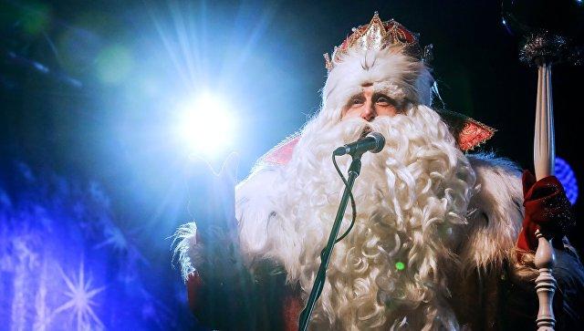 Роспотребнадзор дал советы по выбору Деда Мороза для ребенка на Новый год
