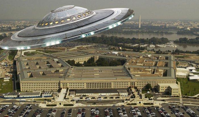 Власти США потратили 22 миллиона долларов на изучение НЛО