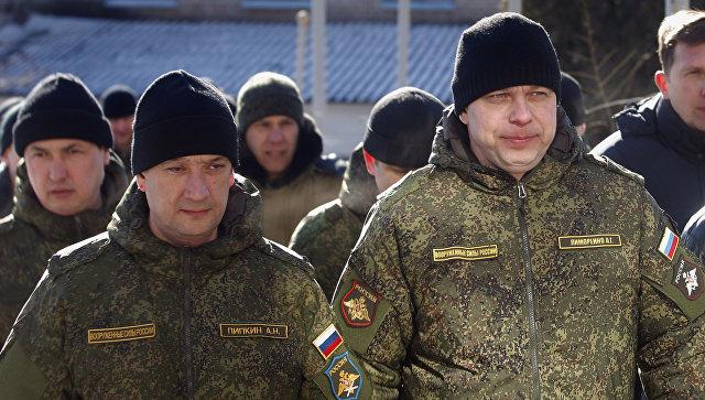 Наблюдатели не смогли покинуть ДНР и ЛНР