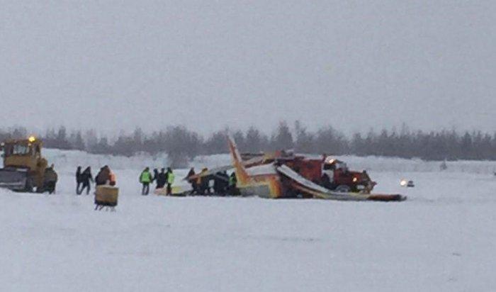 Самолет Ан-2 совершил жесткую посадку в Нарьян-Маре