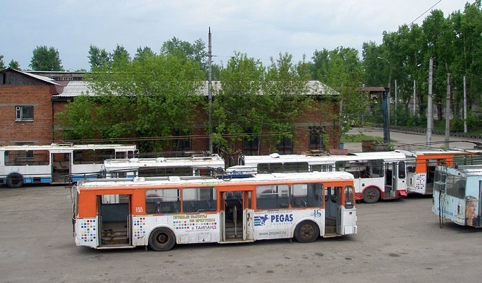 В троллейбусном депо Иркутска откроют цех по сборке пассажирского электротранспорта
