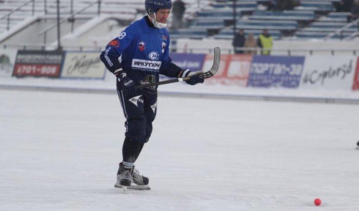 «Кузбасс» обыграл «Байкал-Энергию» вматче чемпионата Российской Федерации похоккею смячом