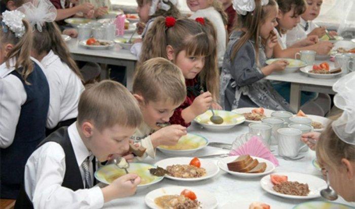 Депутаты Заксобрания Приангарья приняли закон, упрощающий получение бесплатного питания в школах