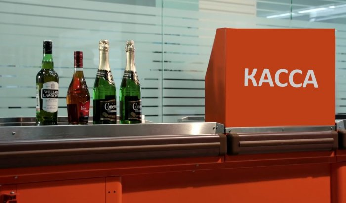 Массовый сбой в работе касс оставил без контроля продажу алкоголя