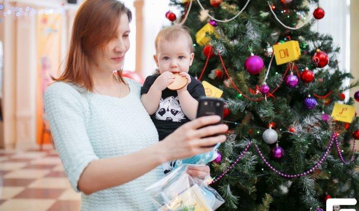 В Иркутске прошел новогодний праздник мультфильмов