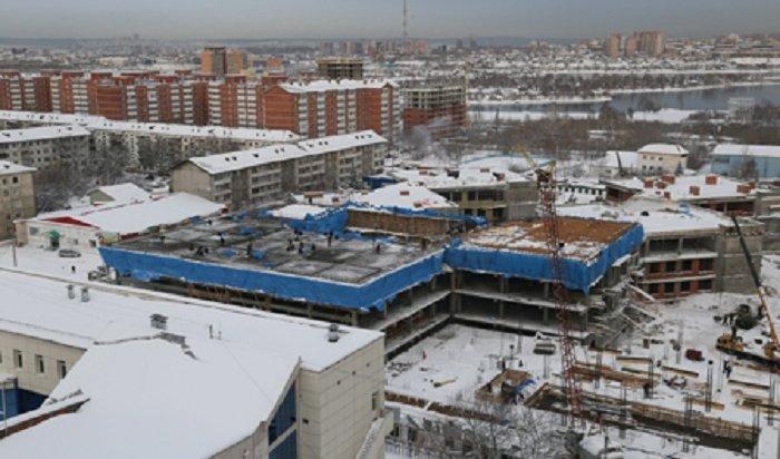 В Иркутске в 2018 году начнется строительство школы в микрорайоне Лесном