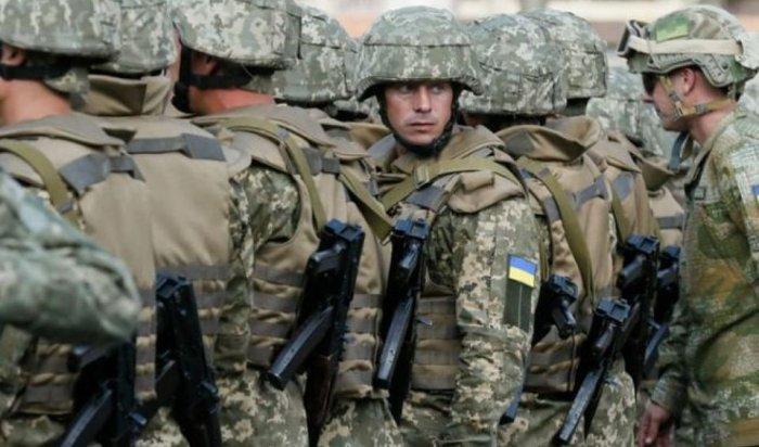 Украинский военный попросил убежища в России