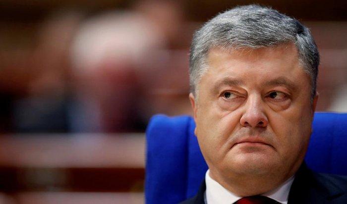 Оговорка Порошенко про «коварство украинского режима» рассмешила пользователей Сети