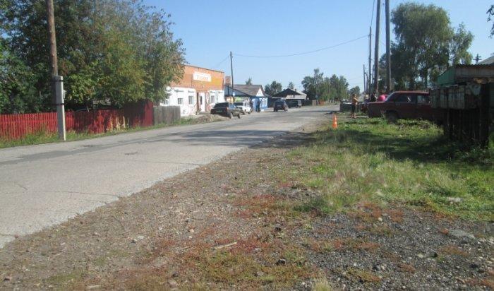 В Братске осудили 19-летнего водителя, сбившего насмерть 4-летнюю девочку