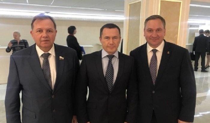Дмитрий Бердников избран в центральный совет Всероссийского совета местного самоуправления