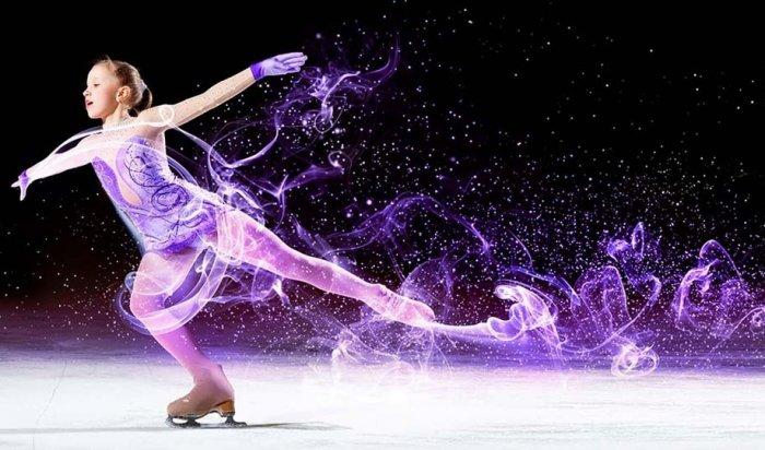 Министр спорта Иркутской области поблагодарил юных фигуристов за участие в проекте «Дети на льду. Звезды»