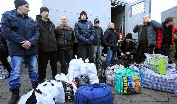Донбасс иКиев завершили процедуру пообмену пленными