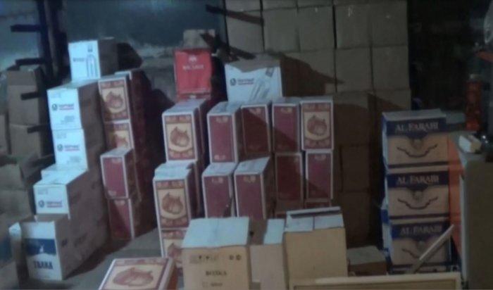 ВПриангарье ликвидирована крупная подпольная сеть поизготовлению алкоголя
