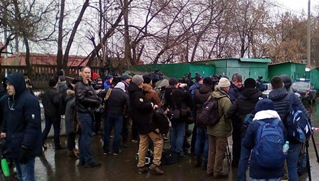 Экс-директор фабрики «Меньшевик» устроил стрельбу посотрудникам