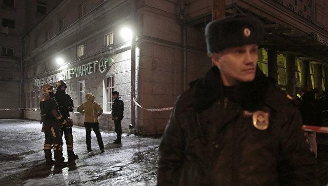 Стало известно о новых пострадавших при взрыве в Петербурге