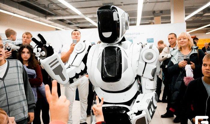 Уникальная выставка думающих иговорящих роботов работает вИркутске до8января