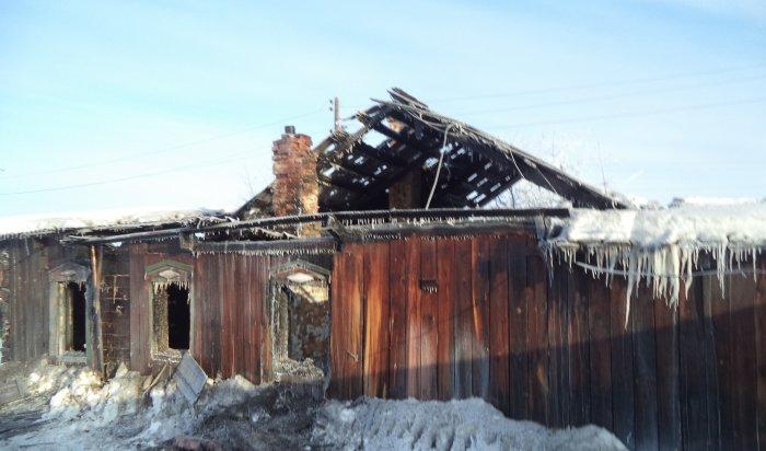 За два дня в Приангарье на пожарах погибли семь человек