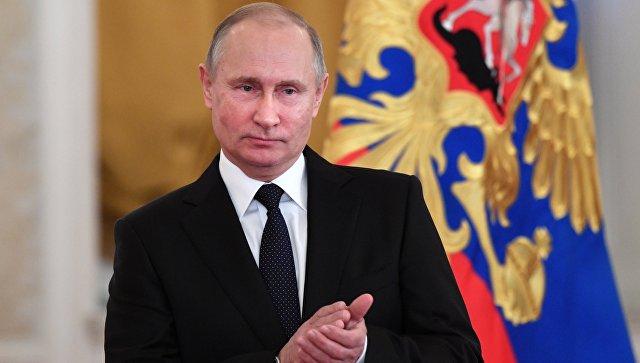 ВРоссии стартовал сбор подписей вподдержку самовыдвижения Путина