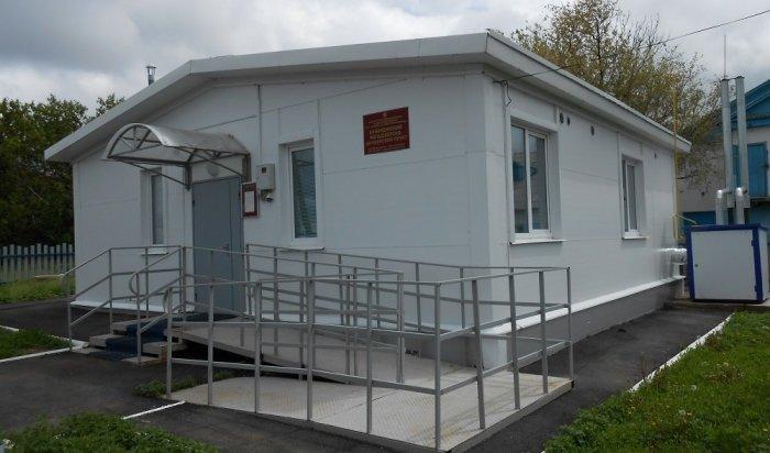 В Иркутской области в 2017 году открылось более 20 фельдшерско-акушерских пунктов