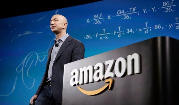 Основатель Amazon стал самым богатым бизнесменом вистории