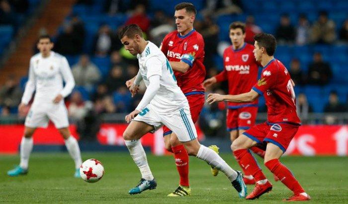 «Реал Мадрид» вышел вчетвертьфинал Кубка Испании