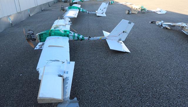 Определено место запуска дронов, атаковавших российскую базу Хмеймим