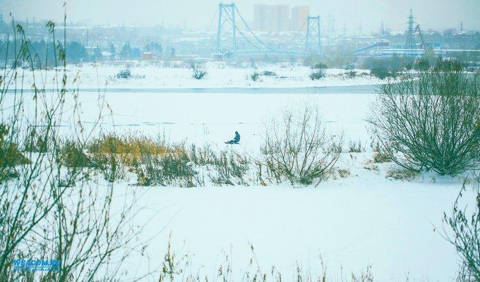 В Иркутской области ожидается сильный снег и метели