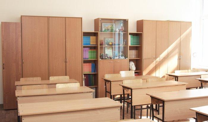 Минобр Иркутской области разорвет контракт с подрядчиком, сорвавшим поставку мебели в школы