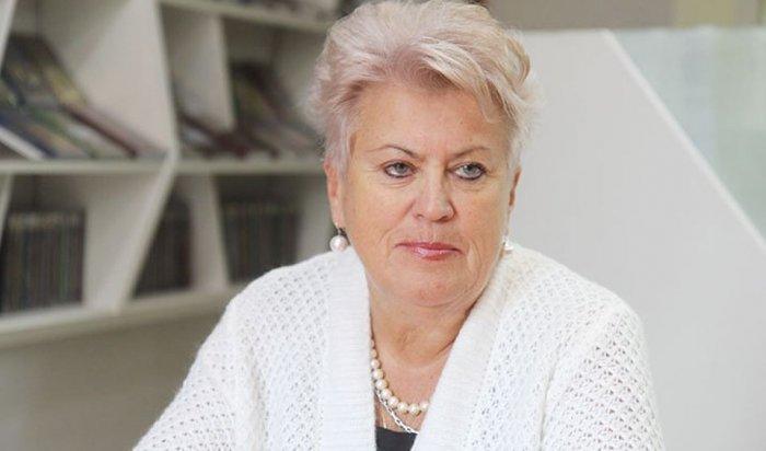 Виктория Дворниченко стала доверенным лицом Путина в Иркутске