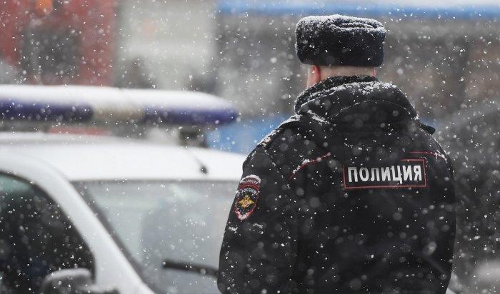 ВЮжно-Сахалинске полицейские забросали угонщика иномарки снежками (Видео)