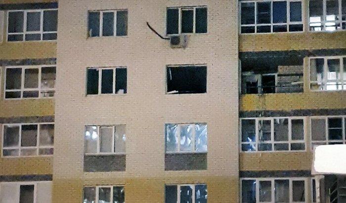 В Нижнем Новгороде в жилом доме взорвался газ
