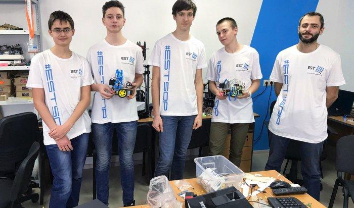Иркутская команда ищет спонсоров для участия в«Робофесте» вМоскве