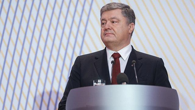 Порошенко: «Россиянамерена уничтожить украинское государство»