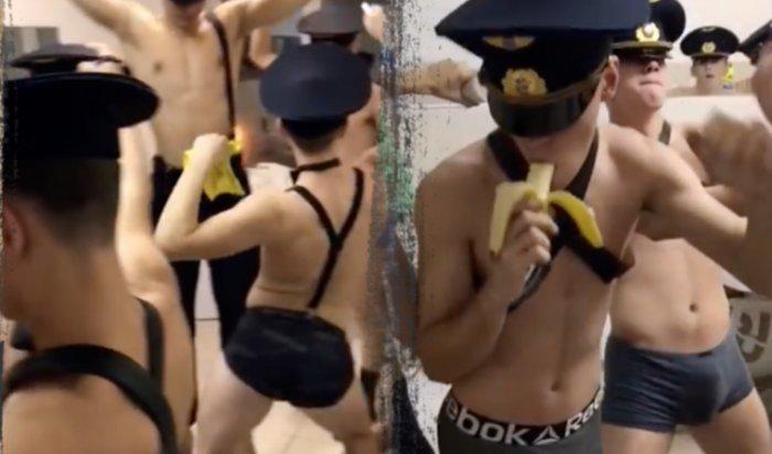 ВСети заступились заульяновских курсантов, снявших эротическое видео