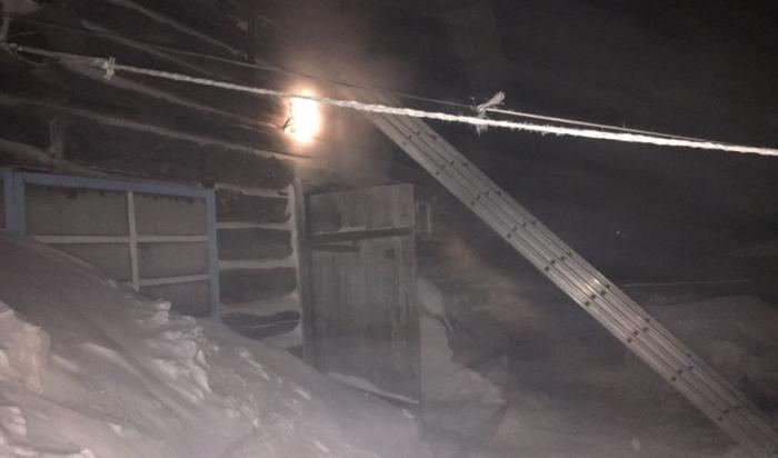 Полуторагодовалого ребенка, пострадавшего при пожаре в Тайшетского района, эвакуируют в Иркутск