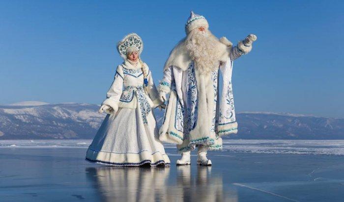 Байкальский Дед Мороз вошел в топ-10 рейтинга популярных сказочных персонажей