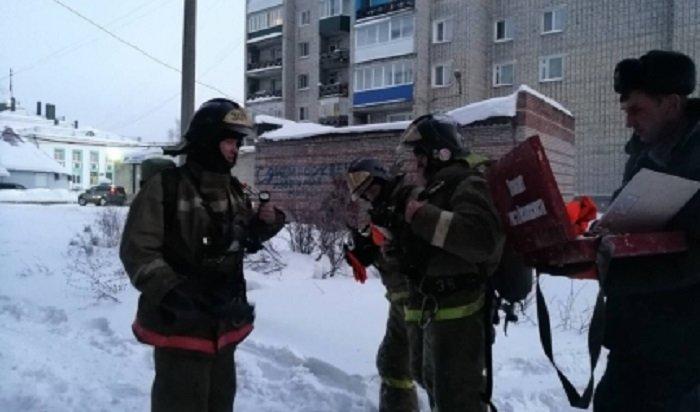 Три человека погибли напожарах вПриангарье 19января