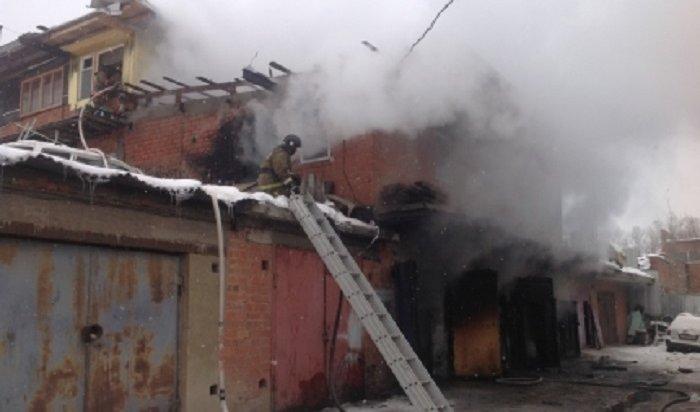 В Иркутской области за выходные произошло 10 пожаров из-за короткого замыкания