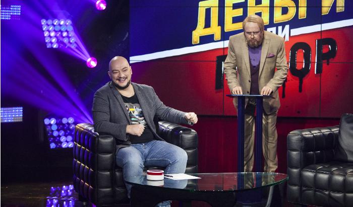 Роман Юнусов— новый ведущий шоу «Деньги или позор»