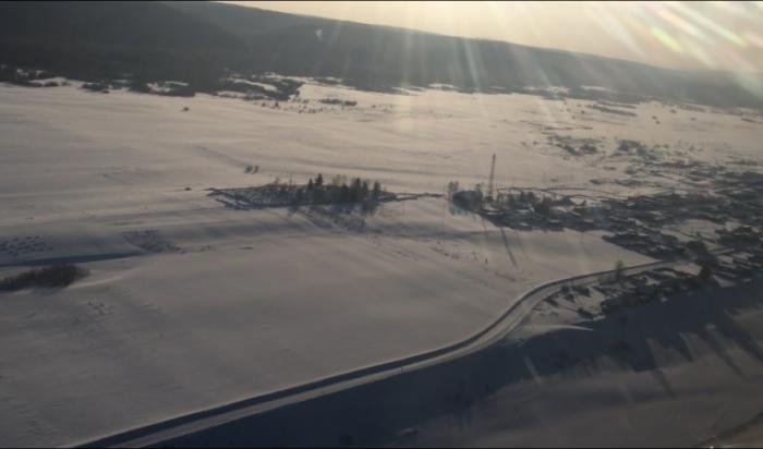 В Иркутской области выявлено 12 несанкционированных ледовых переправ